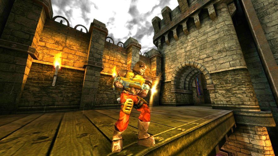 Two Kinds of Quake FPS Games That Are Worth to Play