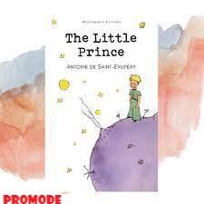 Buku The Little Prince, Buku Untuk Belajar Dewasa Untuk Anak Adopsi Kalian